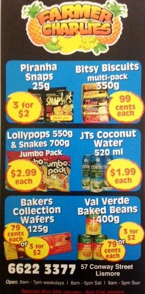 groceries 250116
